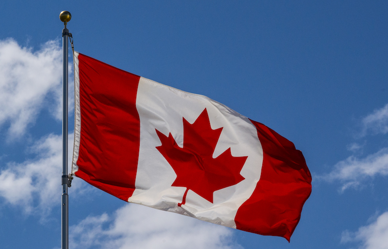 iStock 2018 Canada Flag 800 - A Look At The Canadian Polyurea Industry