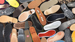 China records double-digit drop in footwear exports