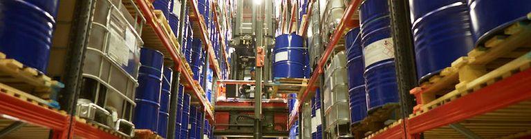 Brenntag opens Ohio distribution centre