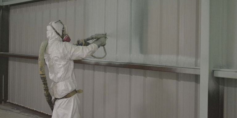 Huntsman Heatlok HFO Pro SPF passes NFPA fire tests