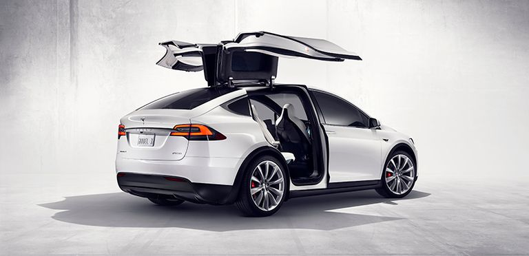 Tesla issues Model X recall after urethane interface failure